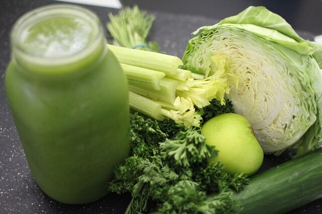 Green Juices are Good for Your Health