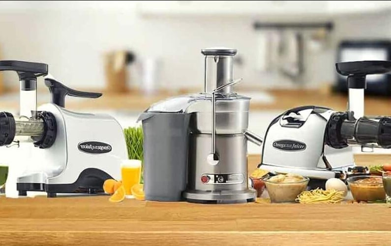 Why You Would Buy A Twin Gear Juicer
