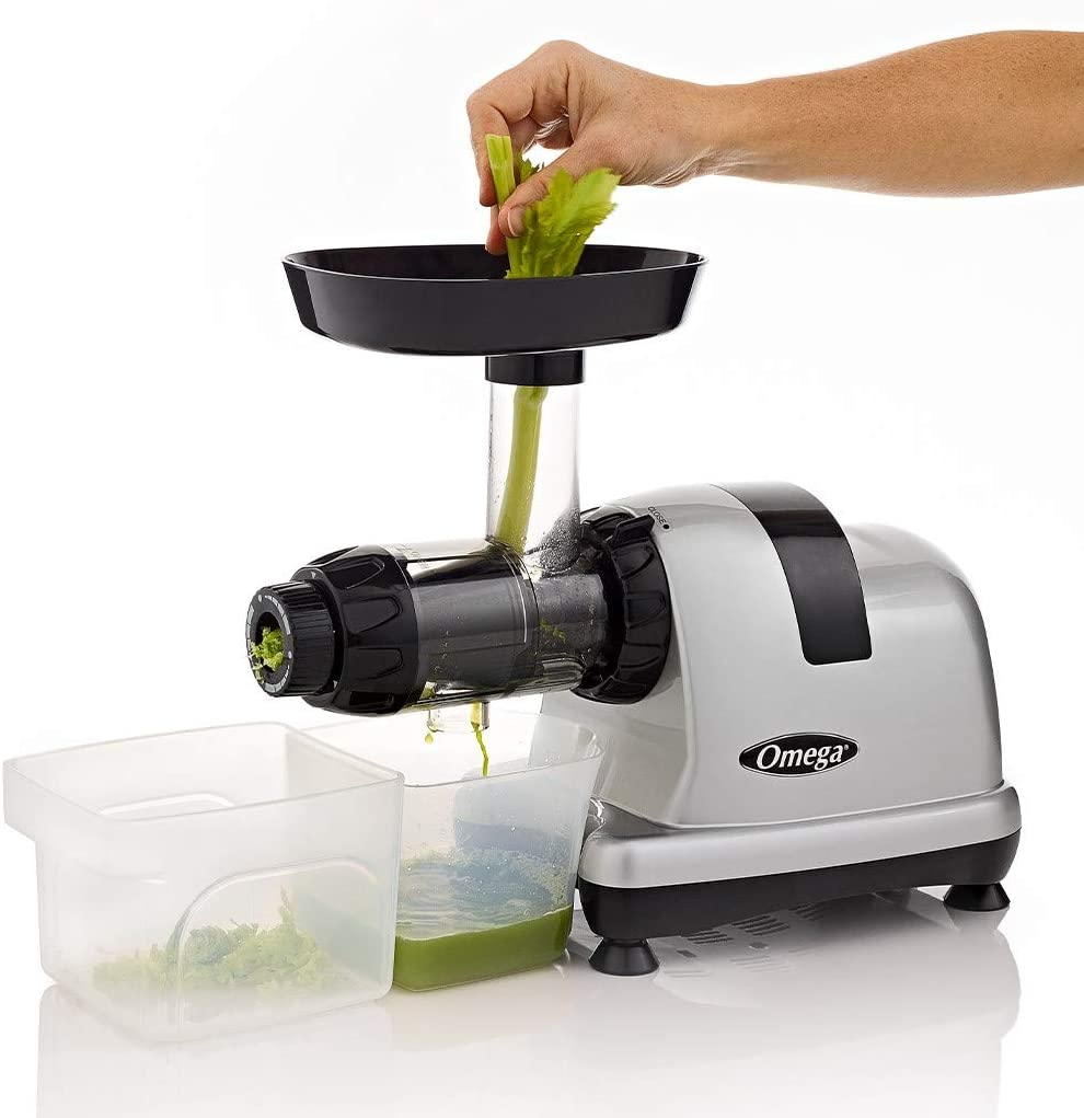 Omega produces one of the Best Juicers for Celery