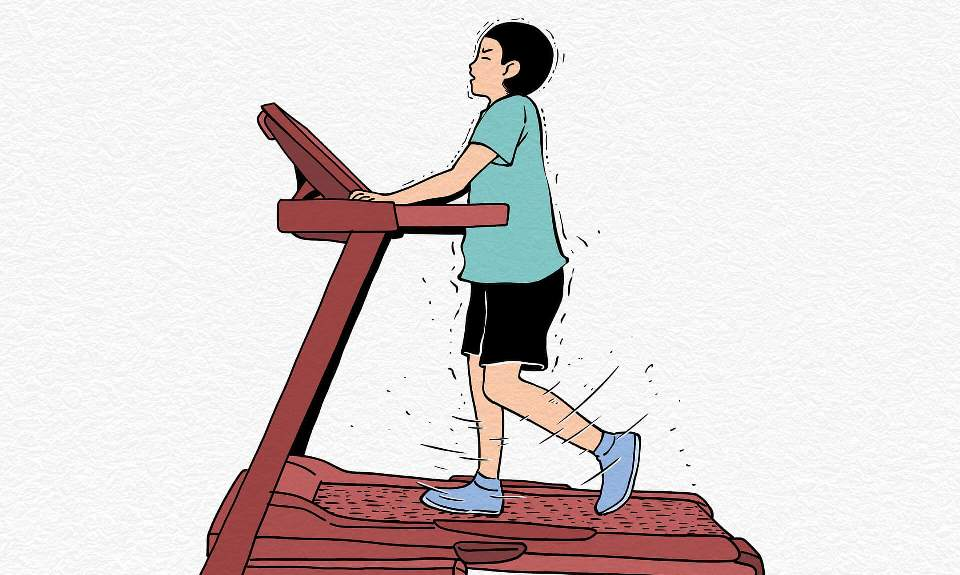 Best Cushioned Treadmills are easy on the Knees and Joint
