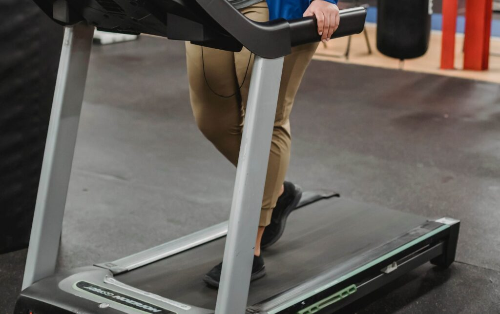 Compact Treadmills are a good option if you have a small space