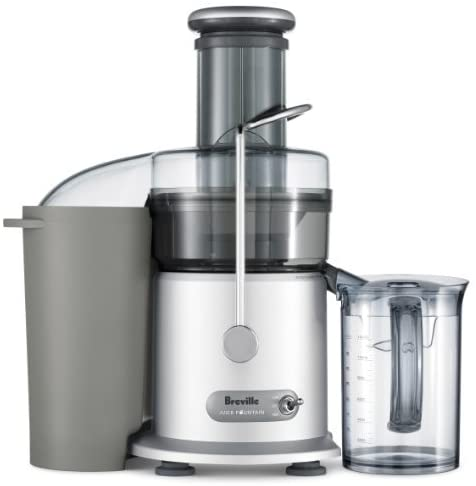 Breville is a Big Name in the Centrifugal Juicer