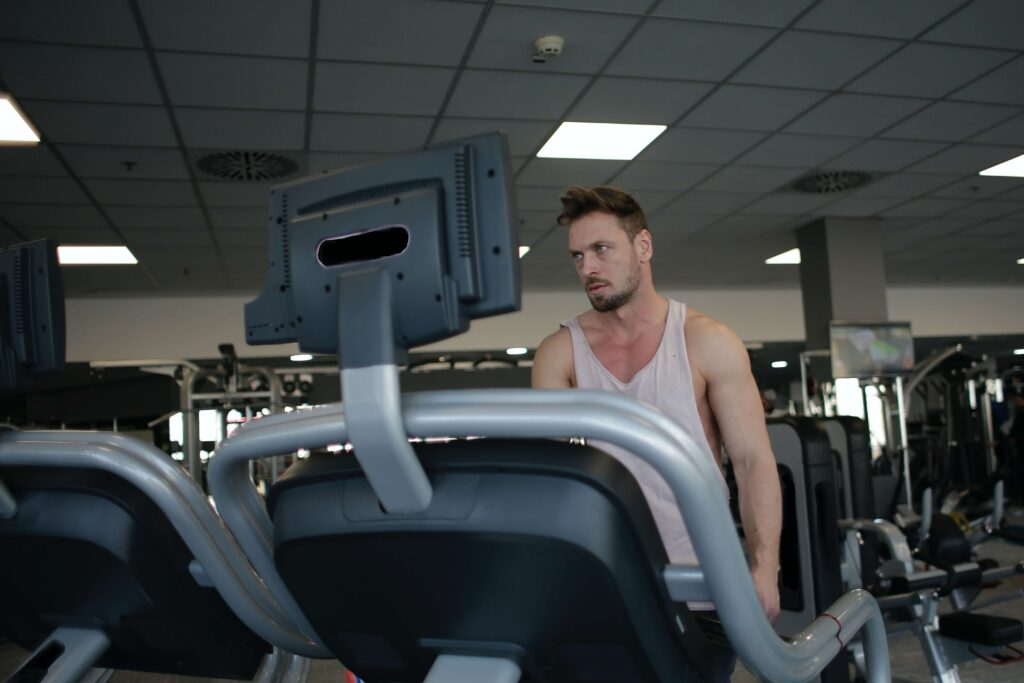 Everyone struggles to fit a Treadmill