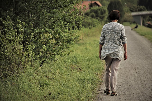 Slow Walking for Seniors is ideal