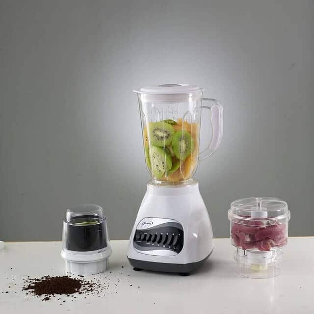 Blenders are also a good choice for Beginners