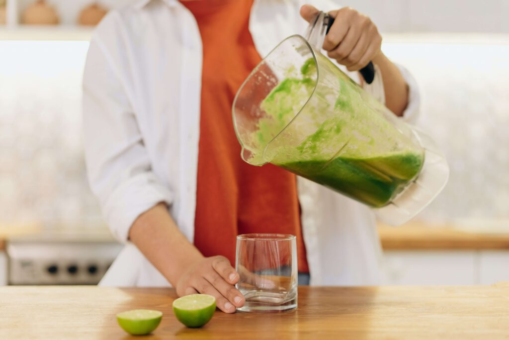 Juicer vs blender; the quality and quantity of juice vary