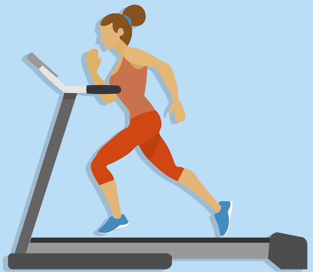 Low Impact Treadmill is good for your Knees