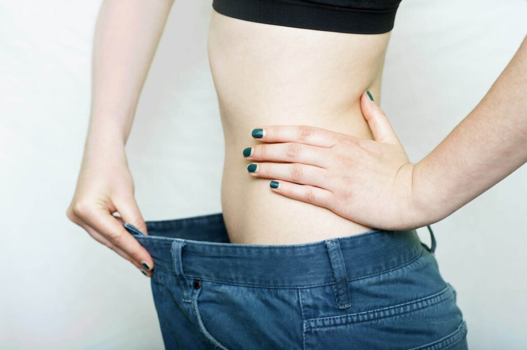 a treadmill is good for losing belly fat