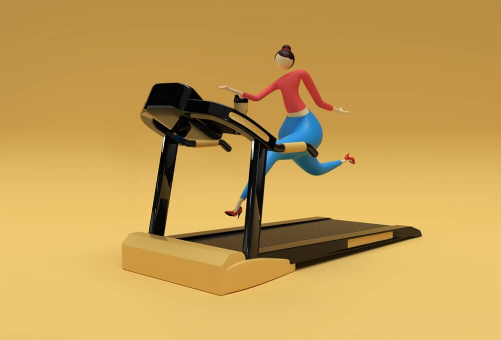 Workout on the Best Manual Treadmill is more healthy